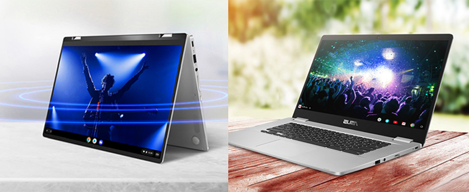 difference between laptops and Chromebooks?