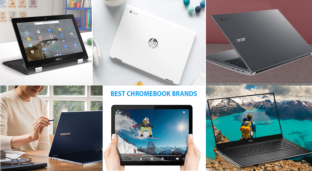 best chromebook brands