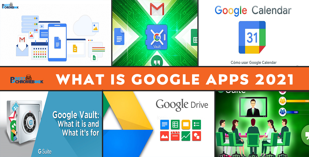 What is google apps